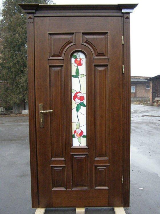 металлическая дверь малино